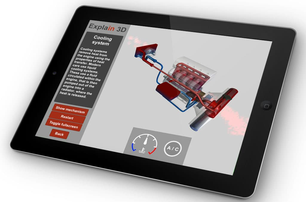 Thinking What the Future of Learning and Explaining How Things Work Will Look Like? Check out Explain 3D