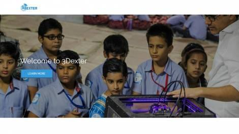 EdTech Startup 3Dexter Takes a Step to Promote 3D Printing in Schools