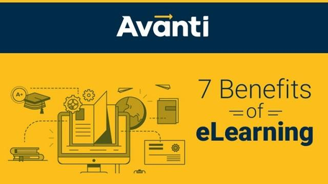 [Infographic] 7 Benefits of E Learning