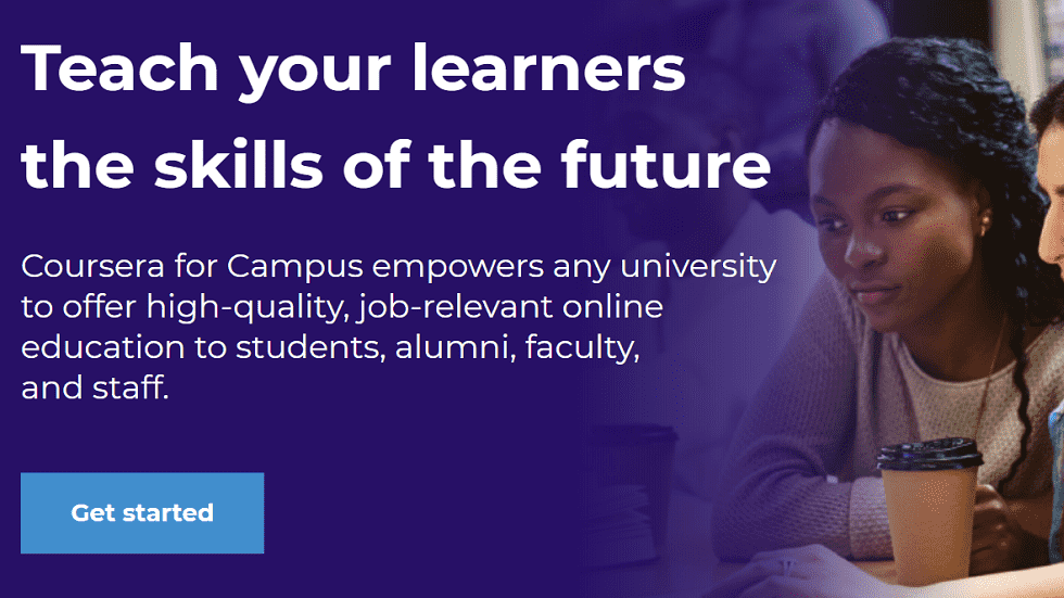 Coursera Launches Coursera for Campus to Help Universities Around the World Take a Digital Leap