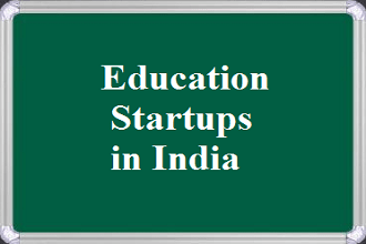 [Infographic] Education Startups in India