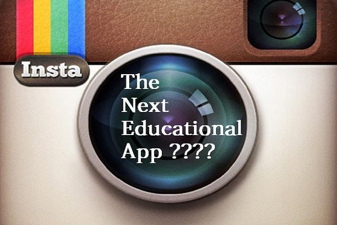 Is Instagram the New EdApp?