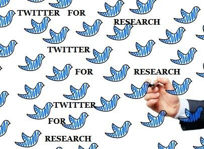 Why Students Will Love Twitter? Answer: Research