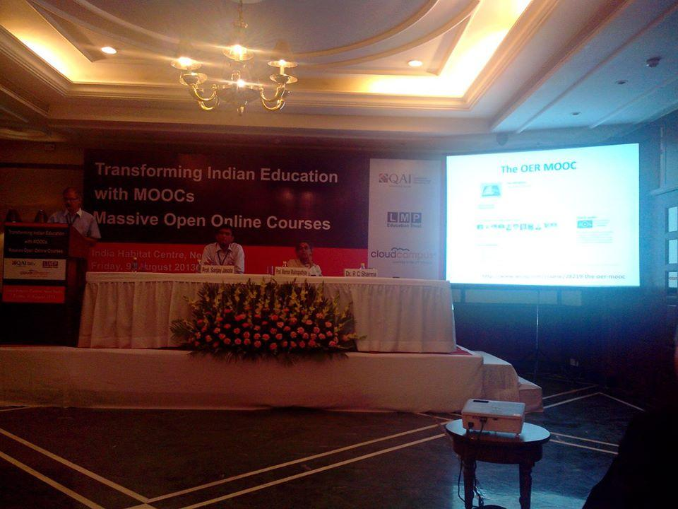 Transforming Indian Education with MOOCs (Massive Open Online Courses)