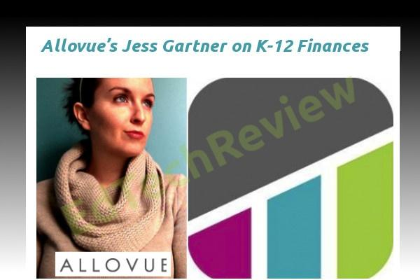 allovues jess gartner on K-12 finances