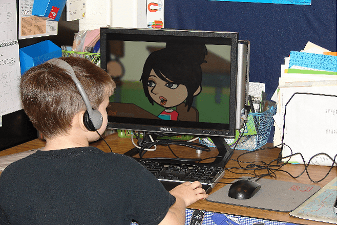 role of animation in student learning