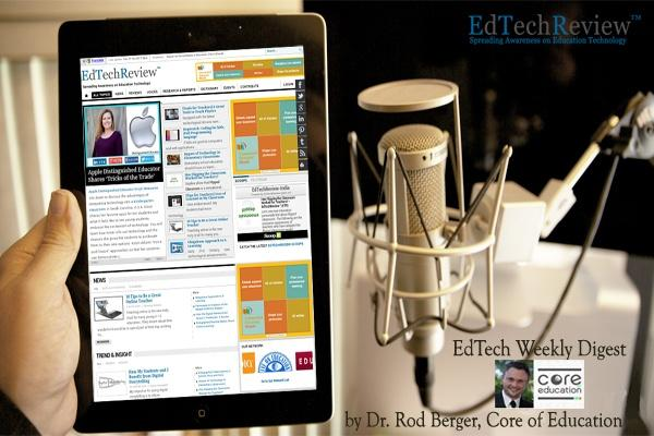 EdTech Weekly Digest - 1 (October 2013)