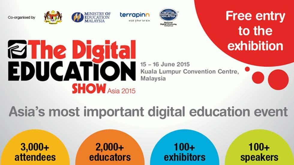 Asia's Most Important Digital Education Event