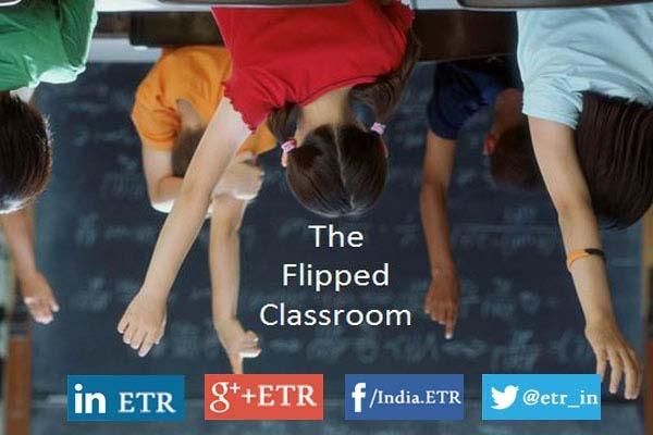 Flipped Classroom - Magazine cover
