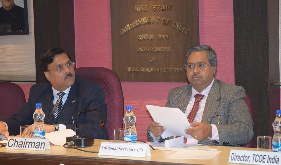 I-MADE Program for 35,000 institutions inaugurated by Mr. J. S. Deepak, Secretary, Department of Telecommunications