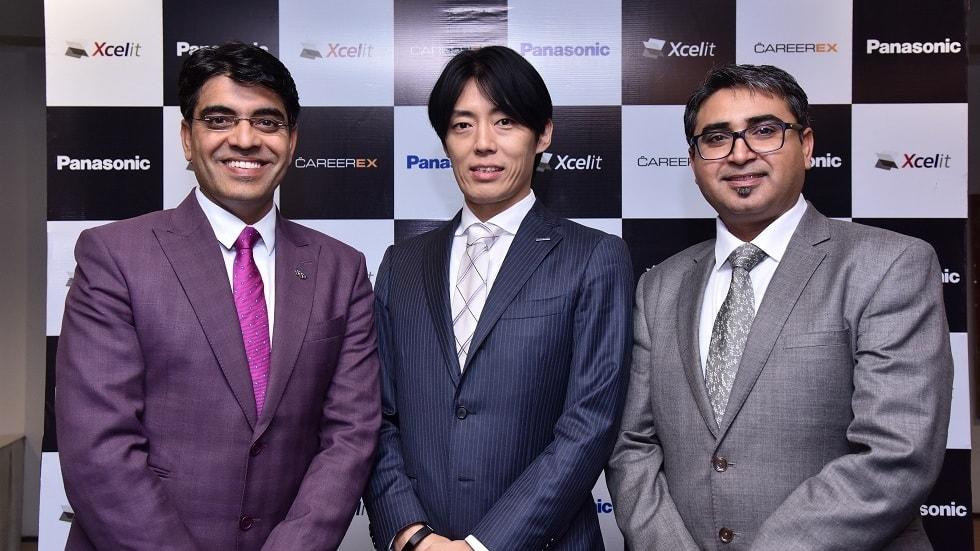 Panasonic India Launches Education Solutions CAREEREX and XCELIT to Help Upskill Students be Future Ready