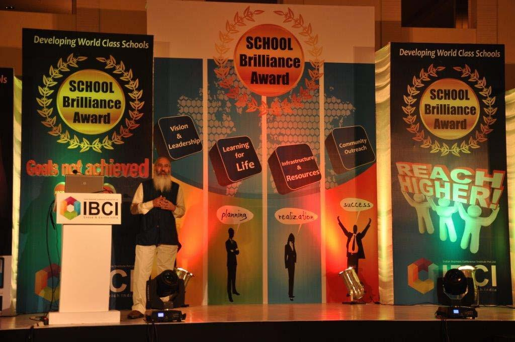 School Brilliance Awards 2014