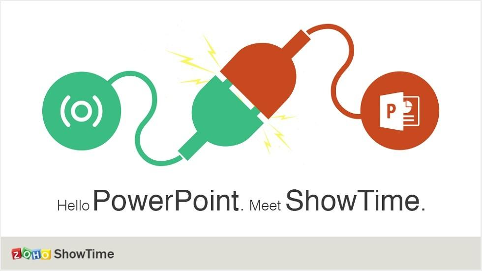New ShowTime Plug-in for PowerPoint: A Must Try