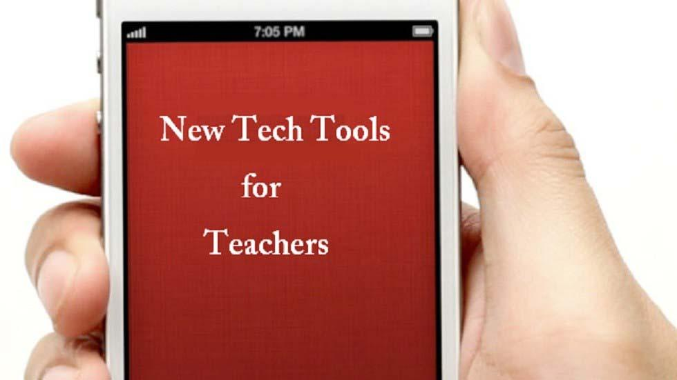5 Excellent Web Tools for Teachers