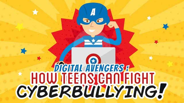 [Infographic] How Teens Can Fight Cyber Bullying - EdTechReview
