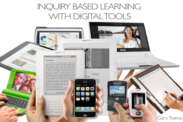Use of Mobile Technology for Inquiry-Based Learning