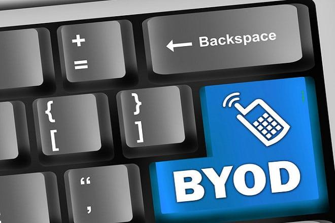 Make Learning Safe, Mobile and Collaborative with BYOD