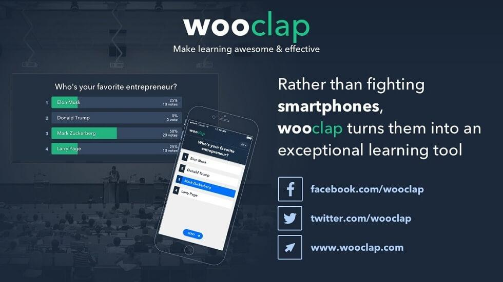 Wooclap: An Exceptional Tool That Makes Learning Awesome