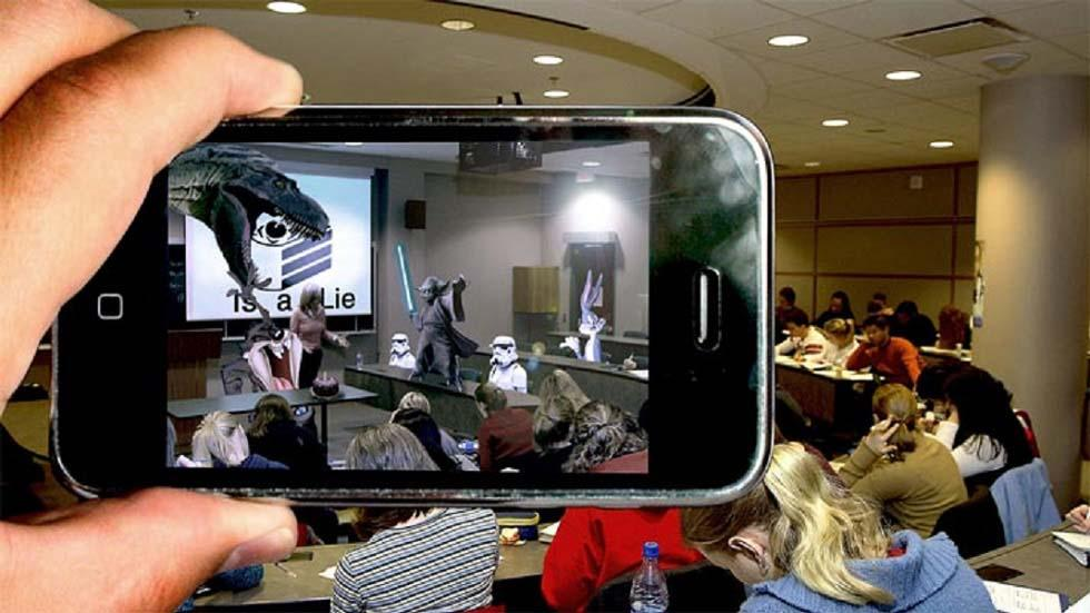 How to Use Augmented Reality in the Classroom - EdTechReview