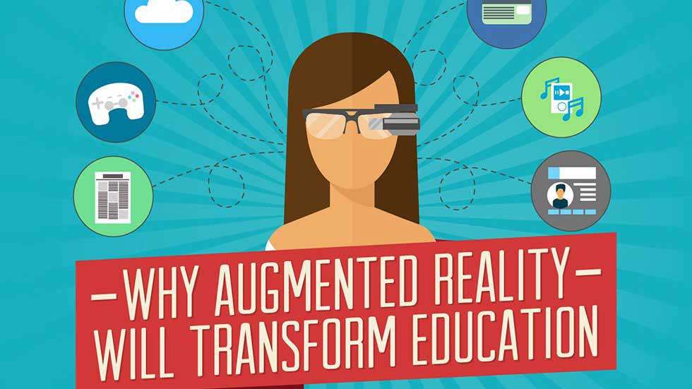 [Infographic] Augmented and Virtual Reality Are Revolutionizing Education and Student Learning