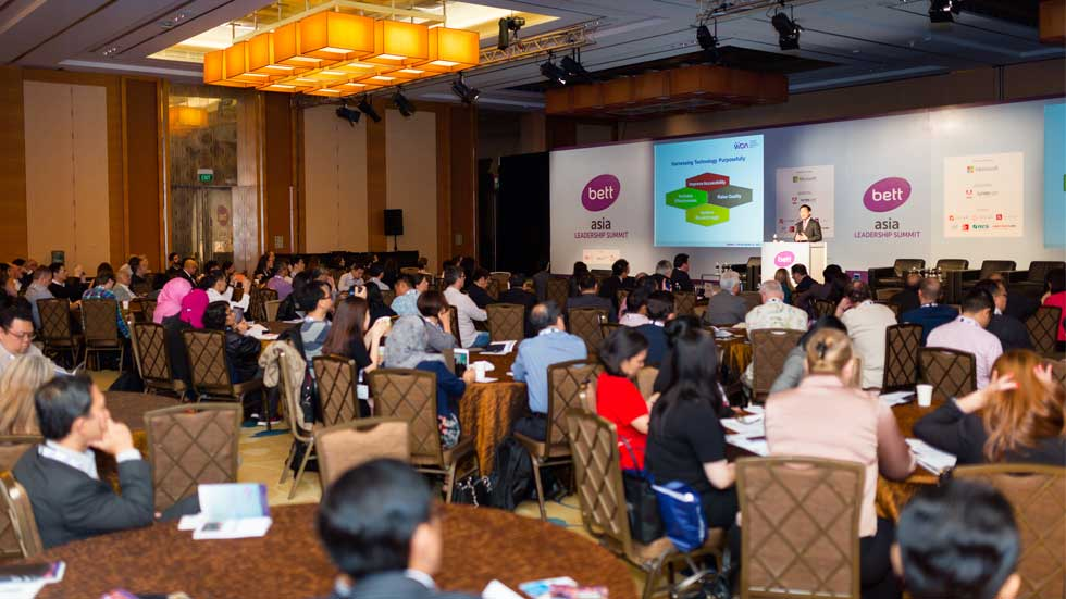Senior Leaders Gather to Discuss the Changing Face of Education in Asia