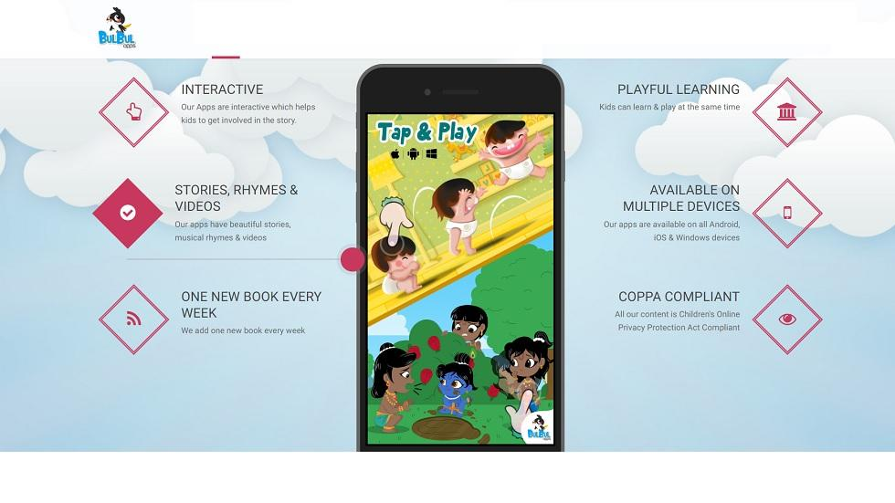 'Bulbul Apps' Early Childhood Edu App Attracts ₹3.5Cr