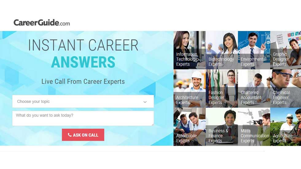Guiding Students Through Career Answers and Advice On Demand