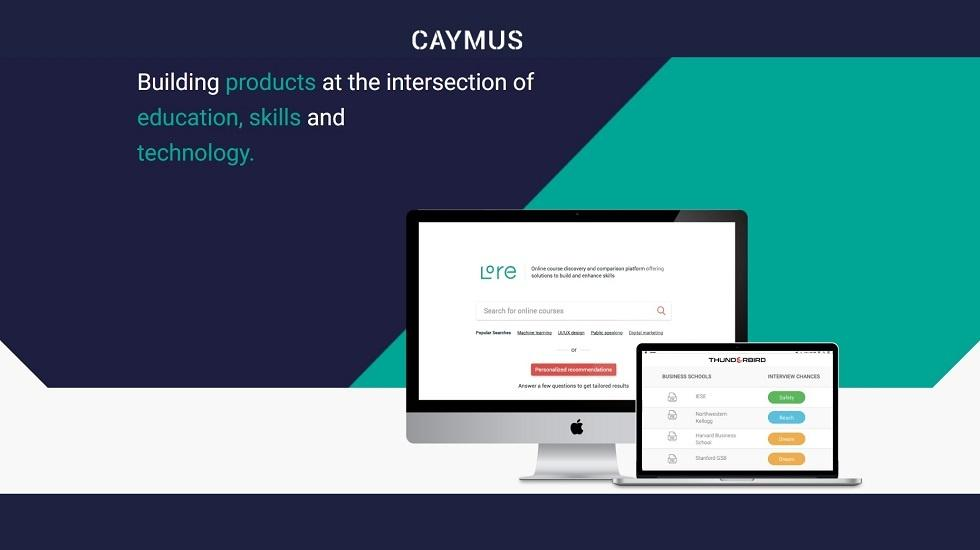 Skilling Platform Caymus Technology Raises Angel Round From India And Silicon Valley