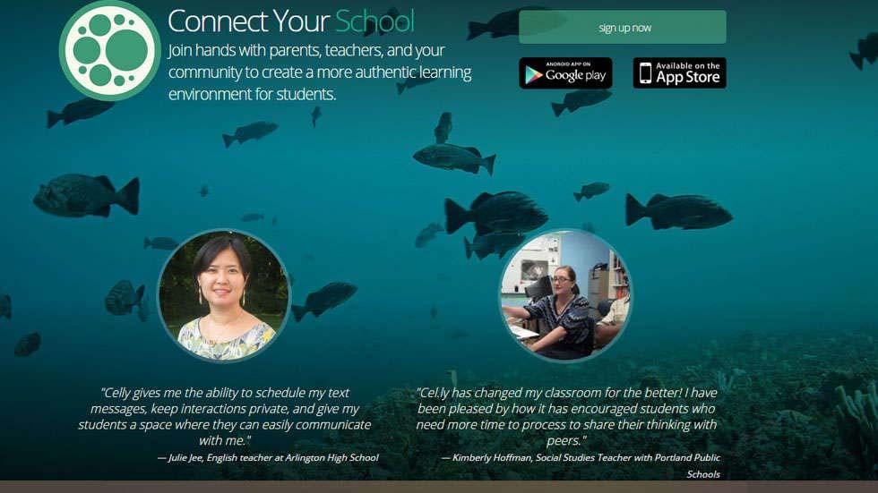 Meet Celly: Platform of Tools for Effective School Communication