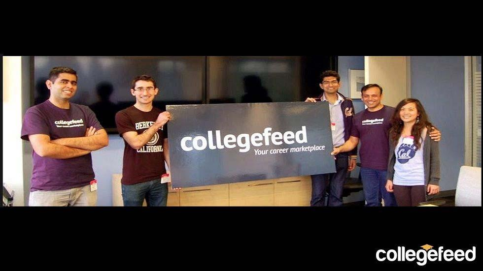 Collegefeed (Career Marketplace) Makes it Possible