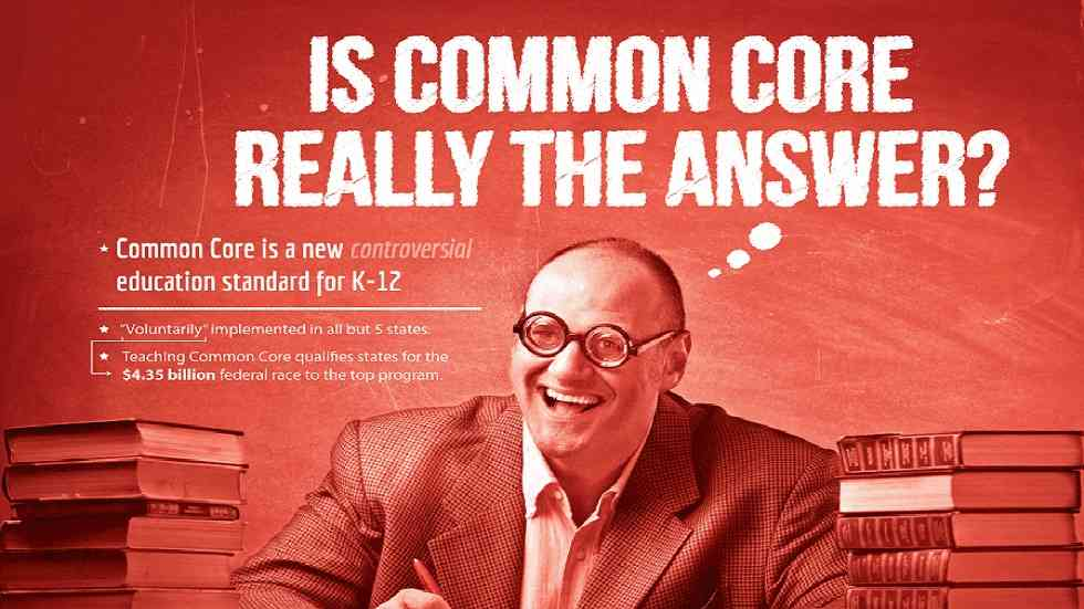 [Infographic] Is Common Core Really the Answer?