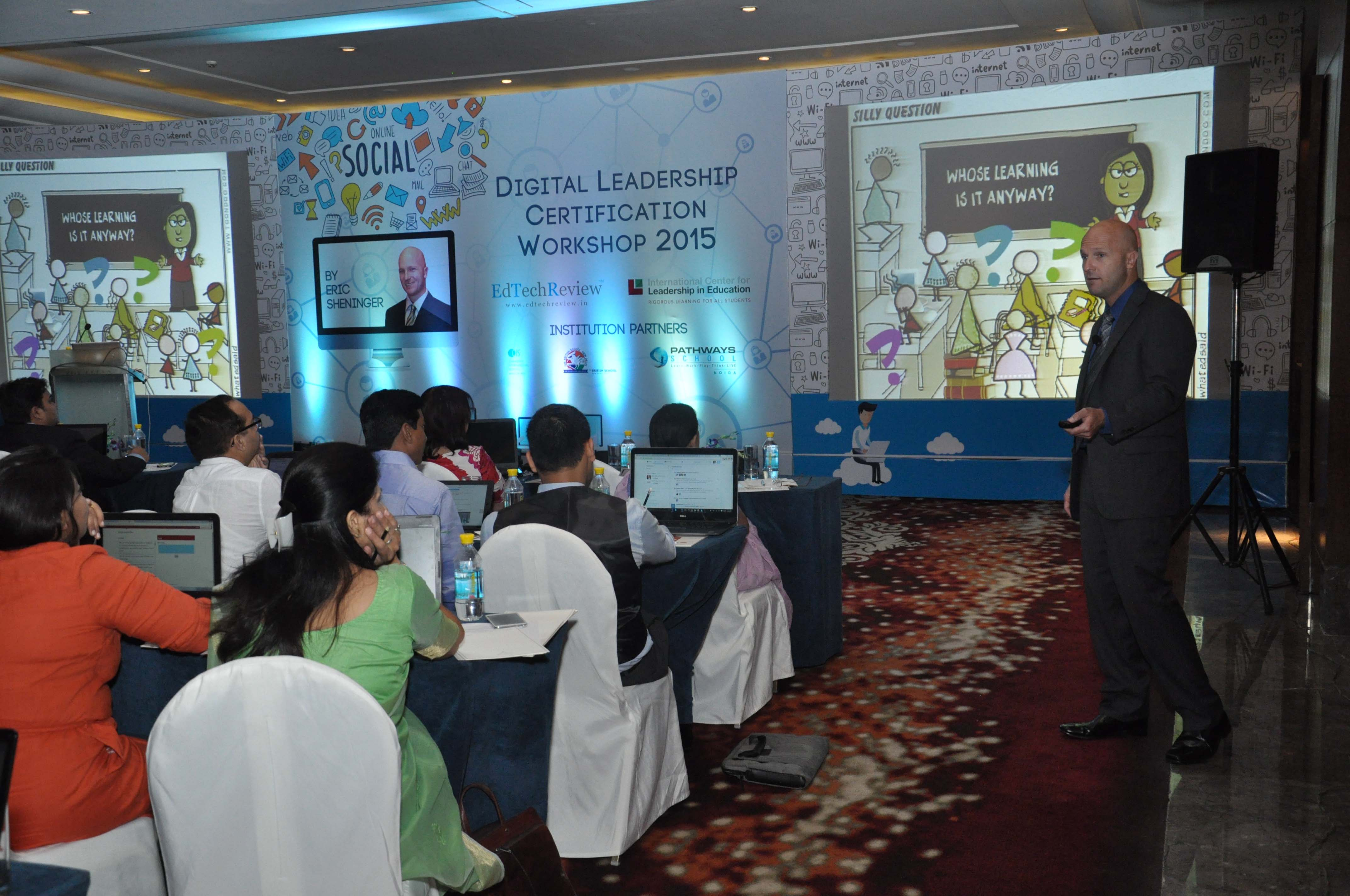 Educational Leadership for the Digital Age