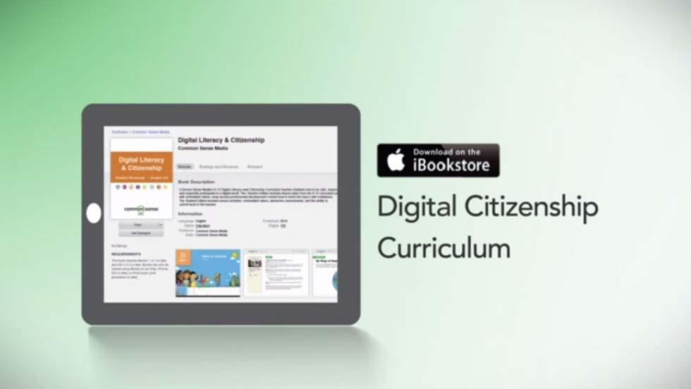Digital Literacy and Citizenship Curriculum by Common Sense Media Available for Free