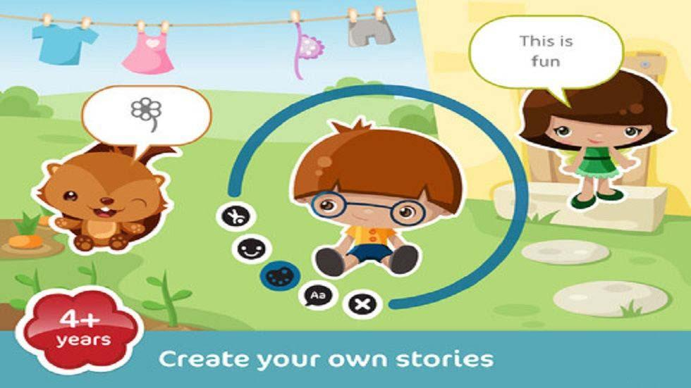 5 Amazing Digital Storytelling Apps for Kids With iPad