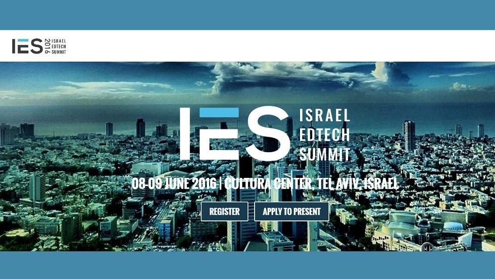 Israel EdTech Summit 2016 - Innovation is Here