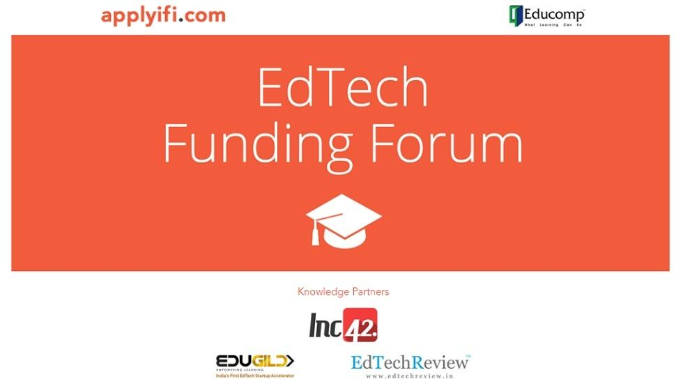 Applyifi and Educomp Launch Ed Tech Funding Forum