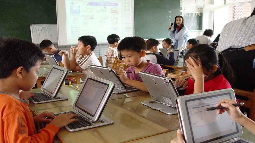 Modern Technology In Classroom Teaching ~ What educational technology challenges do schools face