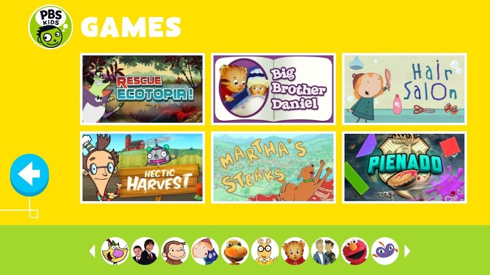 World of Edutainment Websites, Apps, Games and More