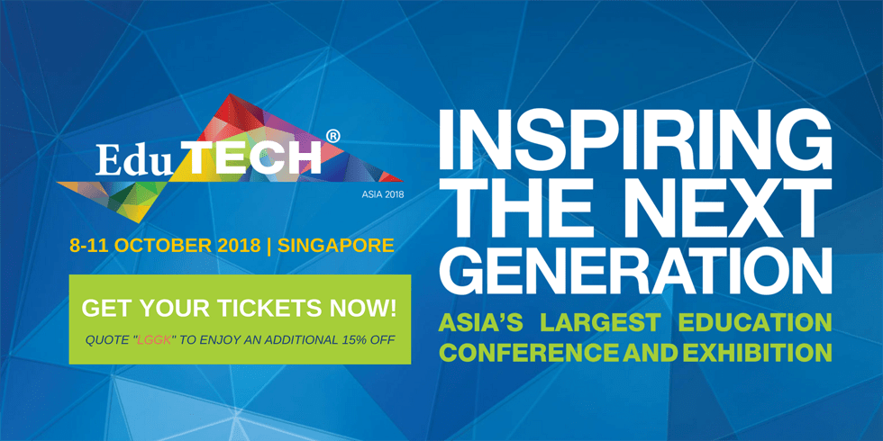 With the Theme 'Inspiring the Next Generation', EduTECH Asia to  Bring Together 1000s of Educators