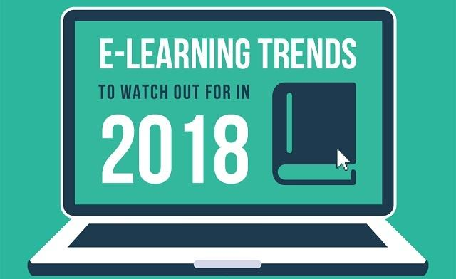 E-Learning Trends to Watch Out for in 2018