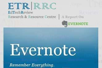 Guide to Evernote in Education – Free Report