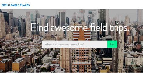 How Explorable Places Makes Finding and Booking Field Trips Easy