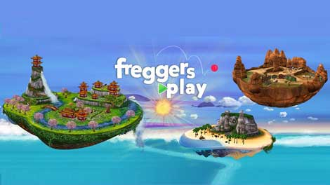 iPad App 'Freggers Play' to Introduce Thought Patterns of Coding to Kids