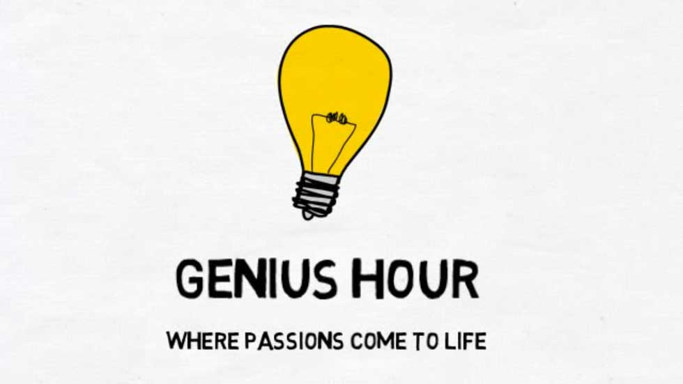 Providing a Bigger Purpose with a Genius Hour Project ...