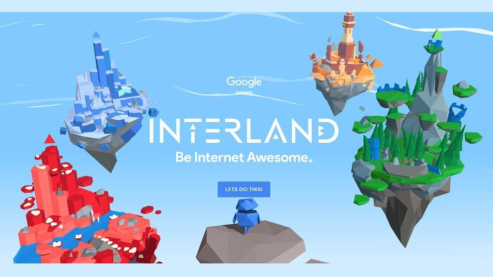 Google's 'Interland' Teaches Kids Digital citizenship and Safety Lessons Through a Game