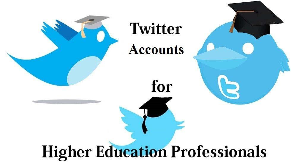 Great Higher Education Technology Expert Accounts to Follow on Twitter