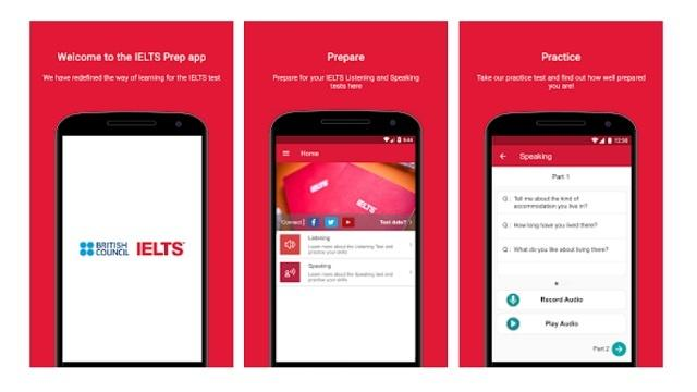 British Council Launches the All New Free IELTS Preparation App