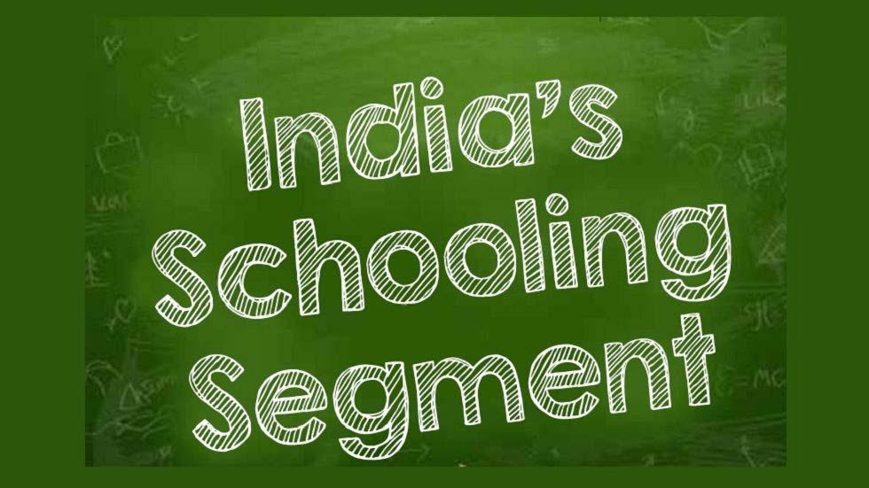 Report Highlighting Trends in India's Schooling (K-12) Sector