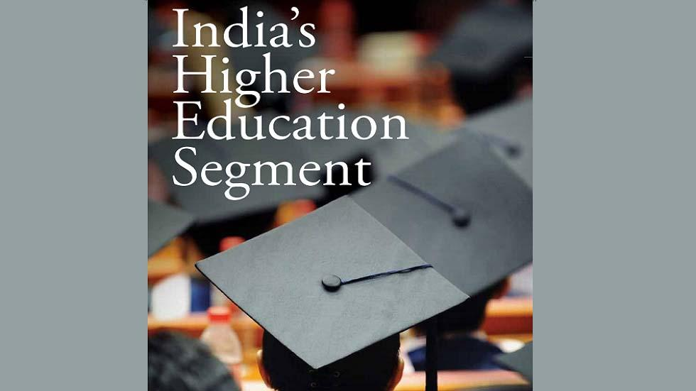 Report Highlighting Trends in India's Higher Education Sector