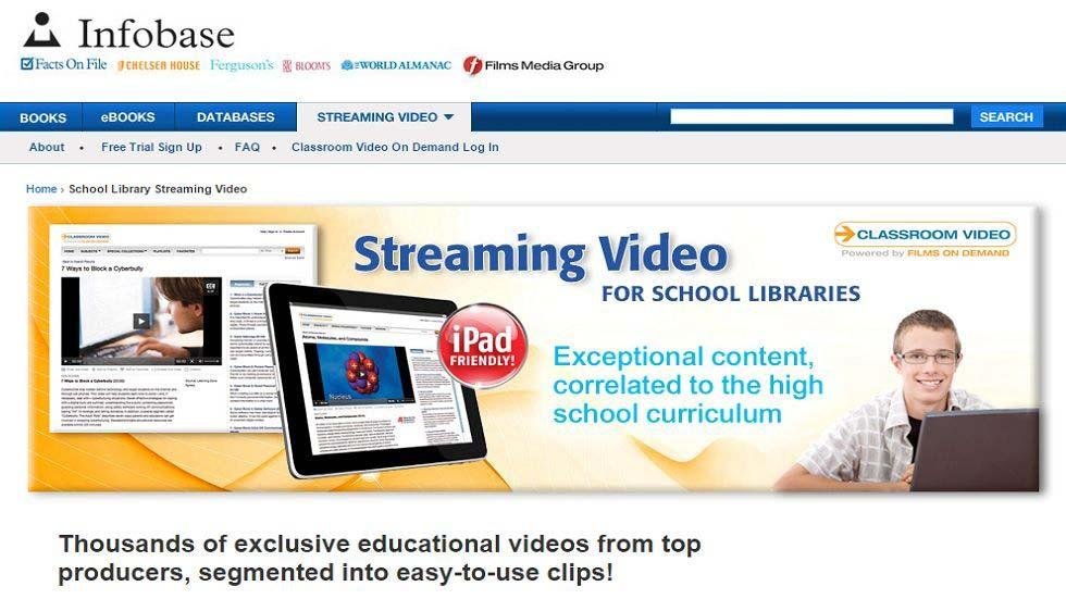 Great Supplemental Educational Materials for Schools and Libraries
